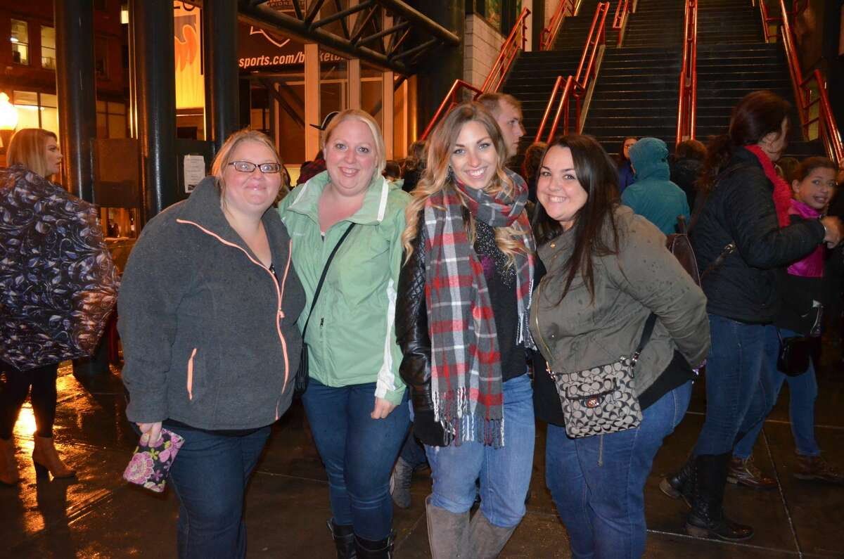 Were you Seen at the Carrie Underwood concert at the Times Union Center in Albany on Thursday, Oct. 27, 2016?