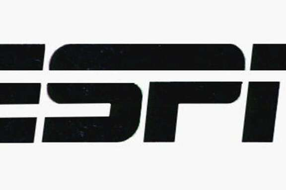 This is the logo for ESPN.  Major league baseball and ESPN reached a settlement Monday, Dec. 6, 1999, hours before they were to go to trial over the cable network's placement of late-season Sunday night games. (AP Graphic/ESPN).     HOUCHRON CAPTION (06/27/2004): None.