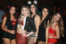 The Well kicked off San Antonio's Halloween weekend with a huge 'Fear the Beer!' bash on Thursday, Oct. 27, 2016. 
