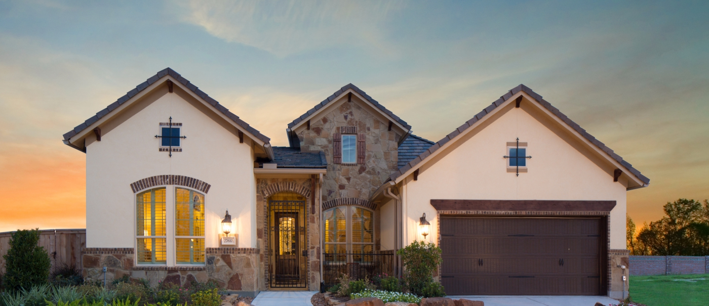 The CrossRoads At Benders Landing Estates Highlighting Country Setting Lots    Houston Chronicle