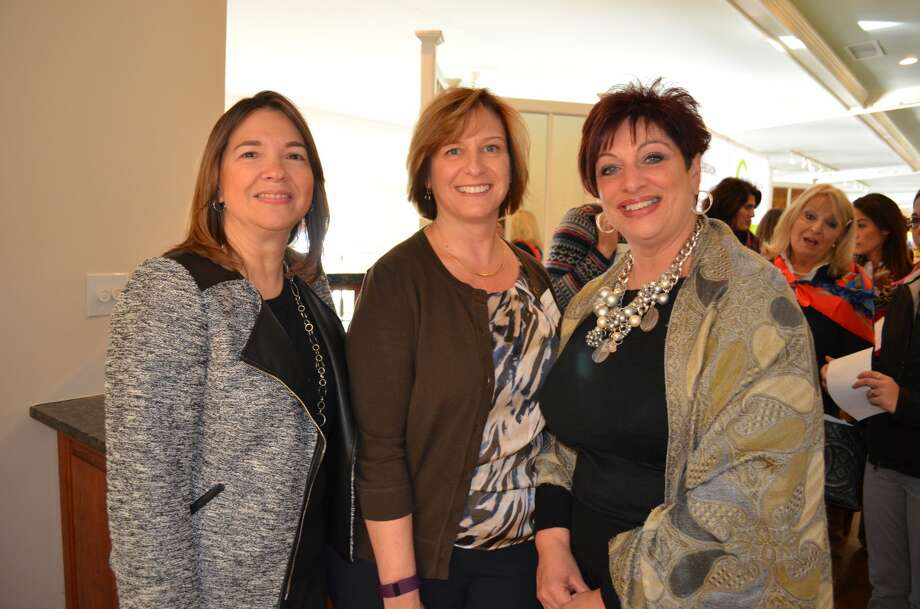 Were you Seen at the Capital Region Chamber's Bold in Business Annual Forum featuring author Aimee Cohen, held at the Glen Sanders Mansion in Scotia on Friday, Oct. 28, 2016? Women@Work was a sponsor of the event. Join the Women@Work business network here.  Photo: Emily Murphy