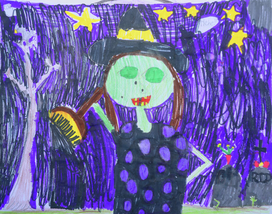 Elementary First Place: Alicia Olvera, 8, Sour Lake Elementary Photo: Guiseppe Barranco, Photo Editor