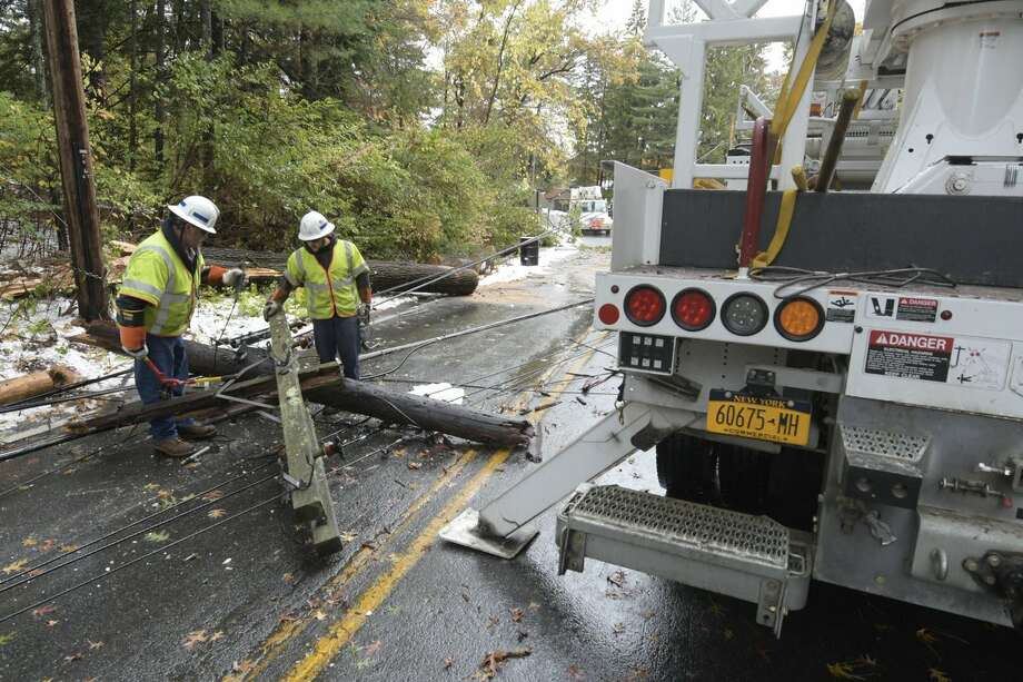 Power out to thousands after Thursday's snowstorm - Times ...