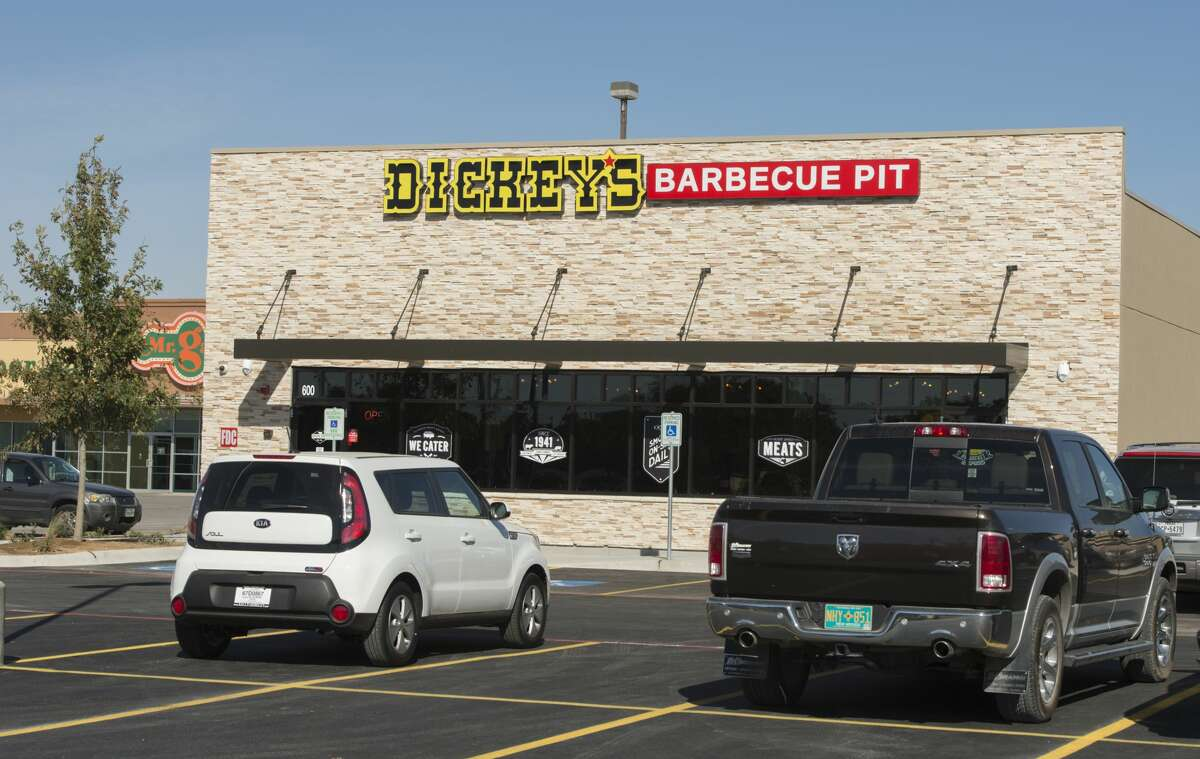Dickey's BBQ Pit:Free delivery from pit to plate. Deal ends Sunday.