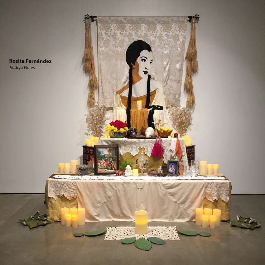 Rosita Fernandez by Audrya Flores.