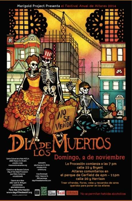 Photo: Day Of The Dead SF