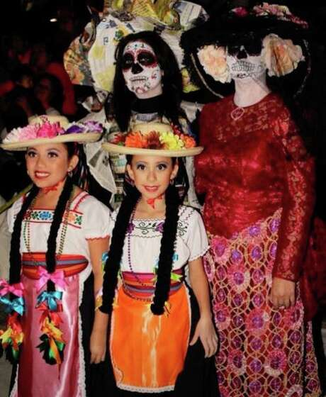 Photo: Connie Guerrero/ Dia De Los Muertos Redwood City