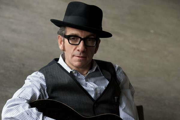 Elvis Costello & The Imposters perform Saturday, Nov. 5, at Toyota Oakdale Theatre.
