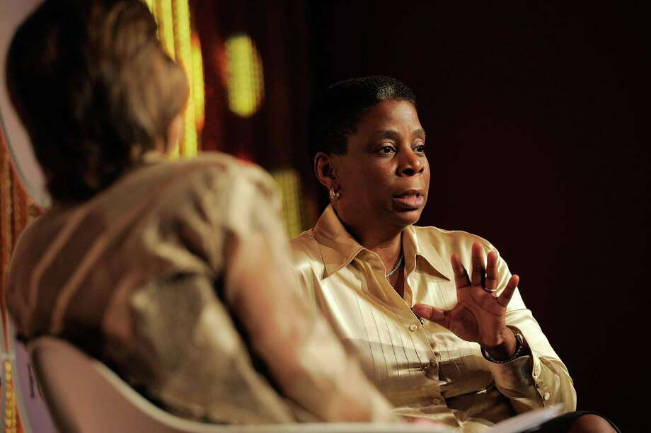 Xerox CEO Ursula Burns in 2011 in New York City. (Photo by Jemal Countess/Getty Images for Time Inc.) Photo: Jemal Countess / Getty Images For Time Inc. / 2011 Getty Images