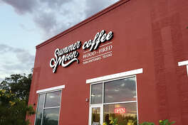 Summer Moon Wood-Fired Coffee, the Austin-based roaster and retail shop, has opened a new location on 3233 N. St Mary's St. in San Antonio. 10/26/16