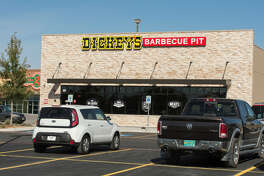 Midland's second Dickey's opened Friday on Wadley Avenue near ClayDesta.