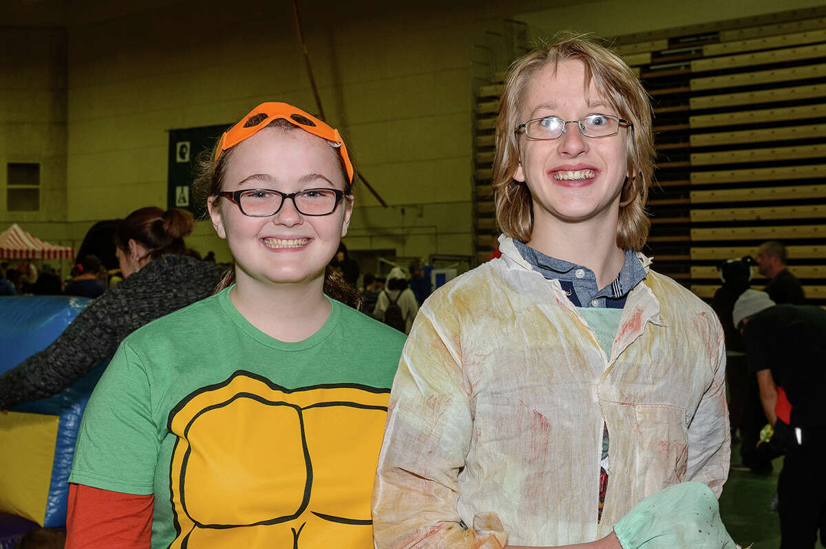 Were you Seen at the Pumpkinpalooza at the Hudson Valley Community College in Troy on Thursday, OCt. 27, 2016?