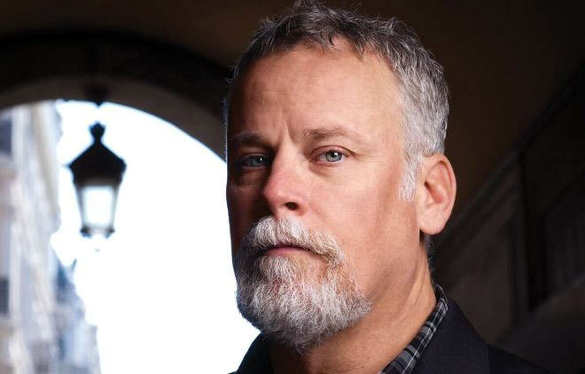 """Real-life events influence Michael Connelly's crime writing: """"That's what's happened to me several times over my career. Serendipity. It's just amazing."""""""