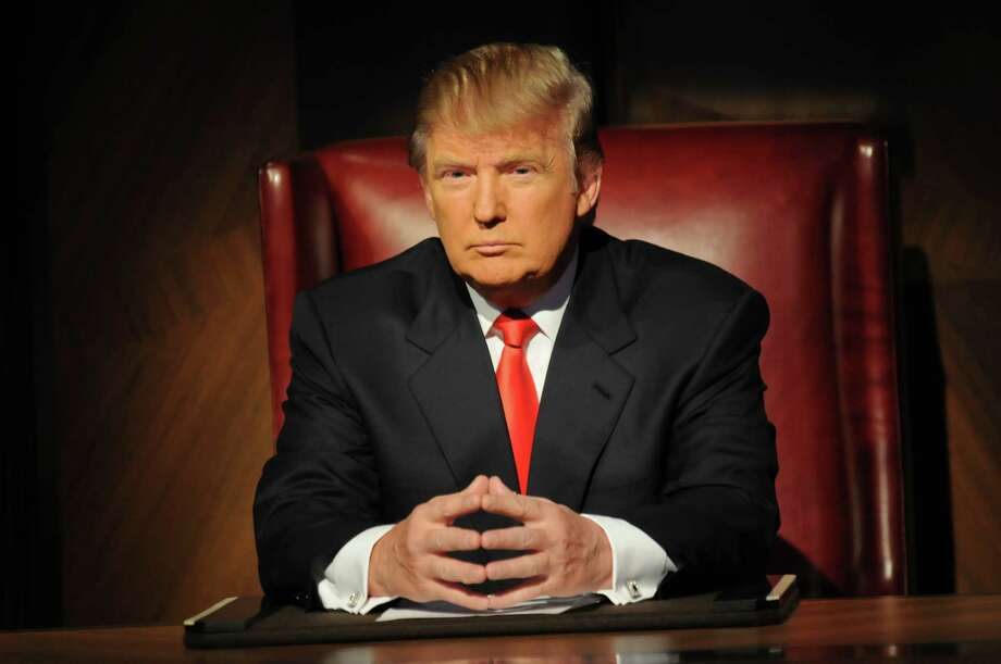 "Donald Trump stars in ""Celebrity Apprentice"""