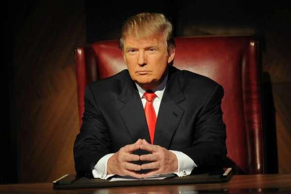 """Donald Trump stars in """"Celebrity Apprentice"""""""