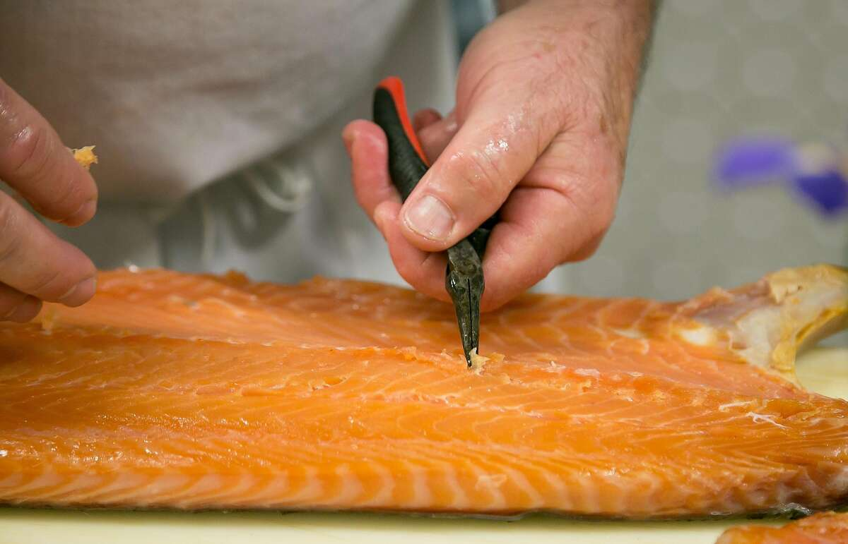 The price of salmon is expected to rise in 2017 due to the spread of sea lice.