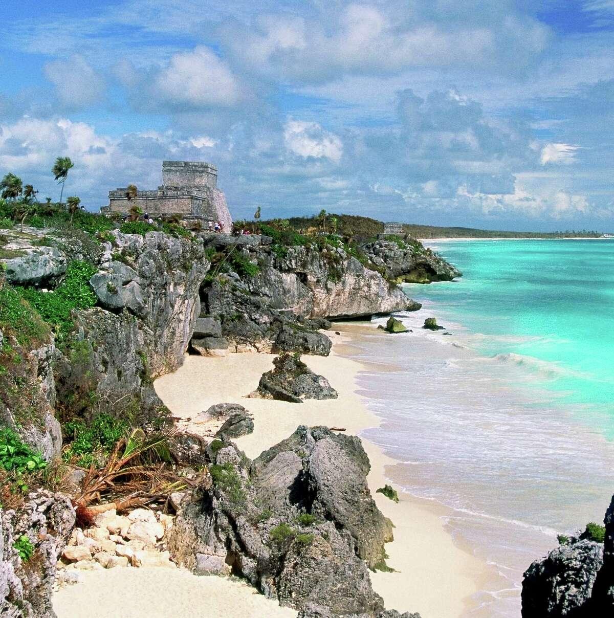 Tulum,Quintana Roo Level 2 warning Round trip: $519+