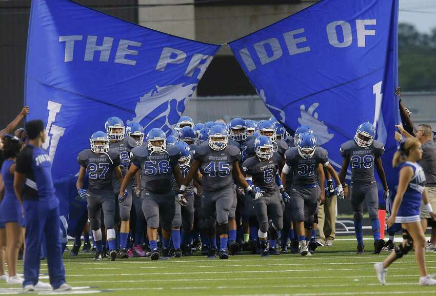 Jay High School MustangsLast year: 0-10This year: 7-3The long and short: The Mustangs began the year with a 35-6 drubbing of Harlandale and continued to build confidence, starting 5-1. They hit some roadblocks in District 28-6A but rallied to make the playoffs for the first time since 2006, outlasting Brandies 58-57 in overtime in their play-in game last week. An influx of young talent has helped Jay, which has explosive juniors at quarterback (Jacob Zeno) and running back (Jaylin Hastings). Victor Rojas, the player suspended for more than a year after tackling an official in 2015, is back and has been well-behaved and productive on defense.