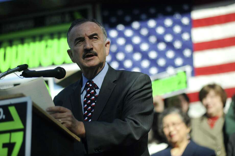 """Former Congressman Ciro Rodriguez is the only part-time justice of the peace whose job was not eliminated by Commissioners Court. His brother is Precinct 1 County Commissioner Sergio """"Chico"""" Rodriguez. Photo: San Antonio Express-News / File Photo / gcalzada@express-news.net"""
