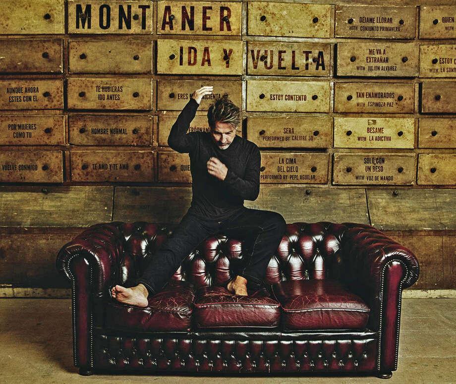 "Ricardo Montaner, ""Ida y Vuelta""(Round Trip) album, 2016."