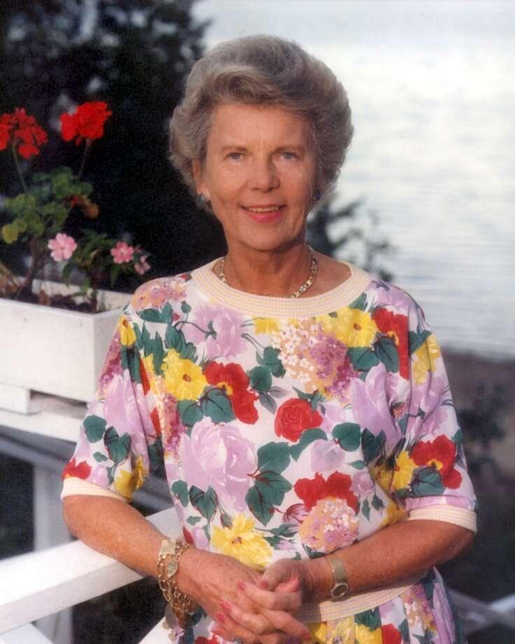 Nancy Shepard, in 1986. Photo: / Contributed