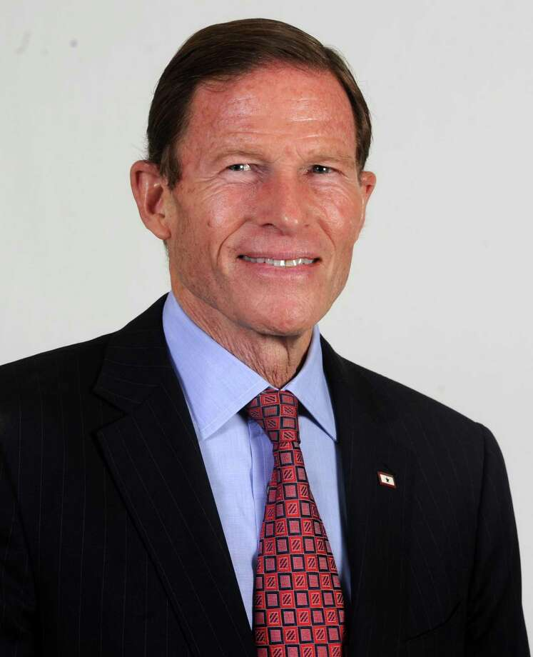 U.S. Sen. Richard Blumenthal, D-Conn. Photo: Cathy Zuraw / Hearst Connecticut Media / Connecticut Post