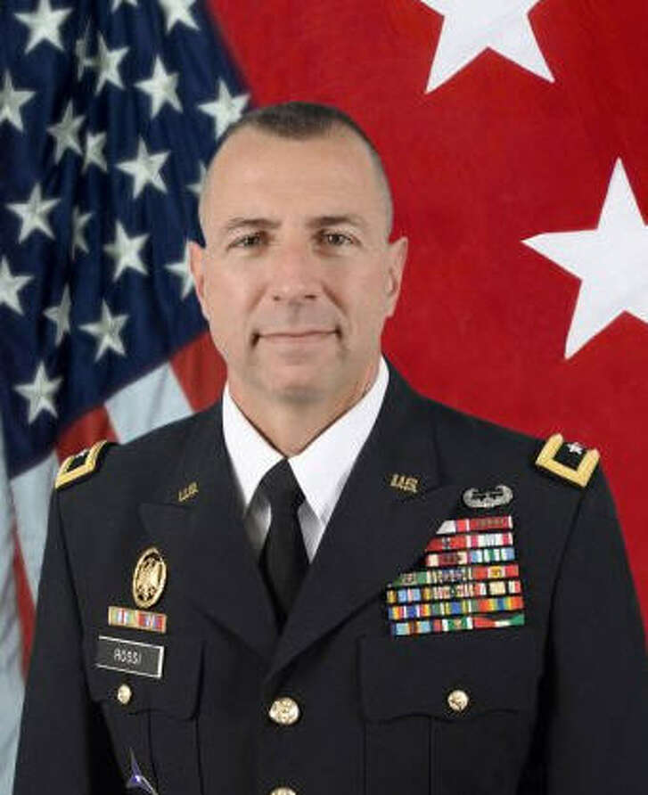 Maj. Gen. Rossi's July 31 death was ruled a suicide, the Army announced.
