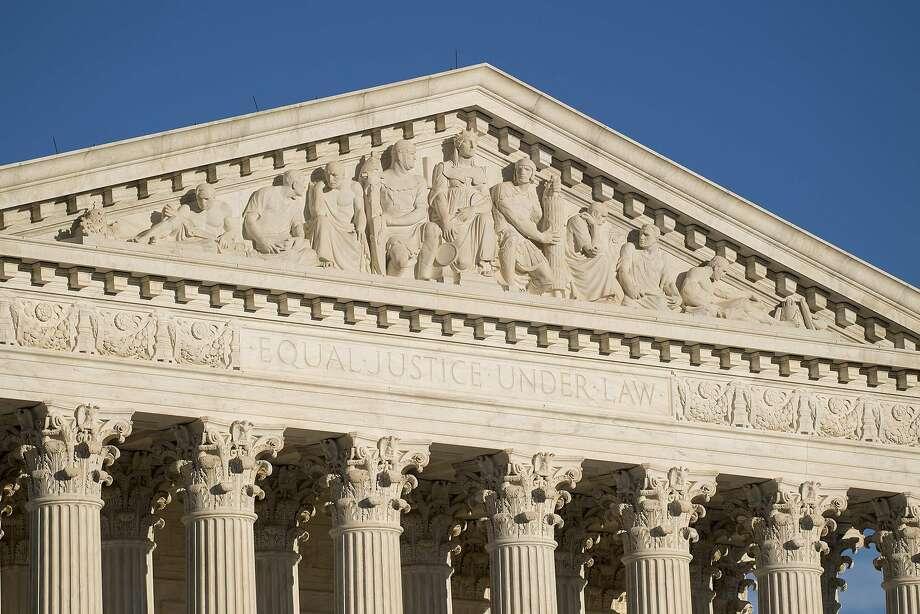 The U.S. Supreme Court opens a new term this week. (Bill Clark/Congressional Quarterly/Newscom/Zuma Press/TNS) Photo: Bill Clark/CQ Roll Call/Newscom, TNS