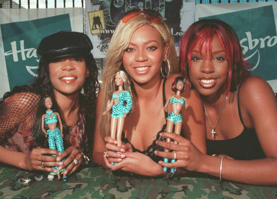 CONTACT FILED:  DESTINY'S CHILD