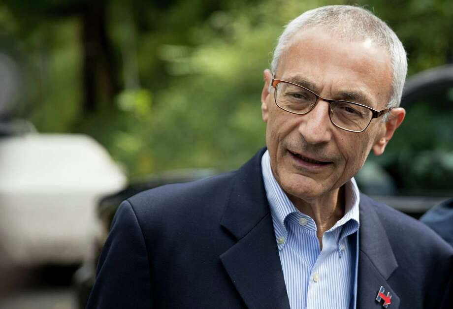 John Podesta appears to have been the victim of  email phishing. Photo: Andrew Harnik, STF / Copyright 2016 The Associated Press. All rights reserved.