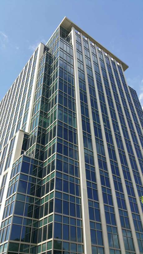 The San Felipe Place office building is now  52 percent leased.