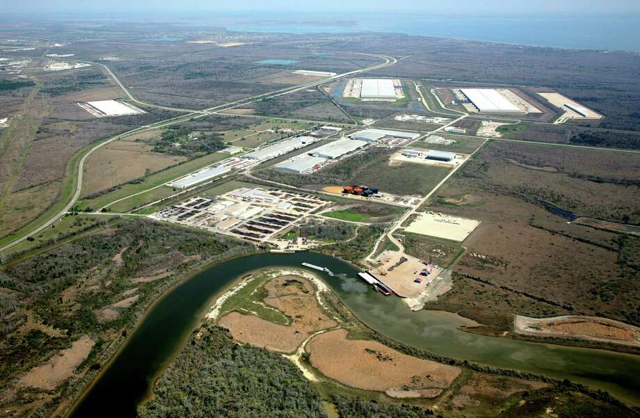 TGS Cedar Port Partners has sold about 200 acres in theTGS Cedar Port Industrial Parkto Ravago Americas, a distributor of plastic and rubber materials. Photo: NAI Partners