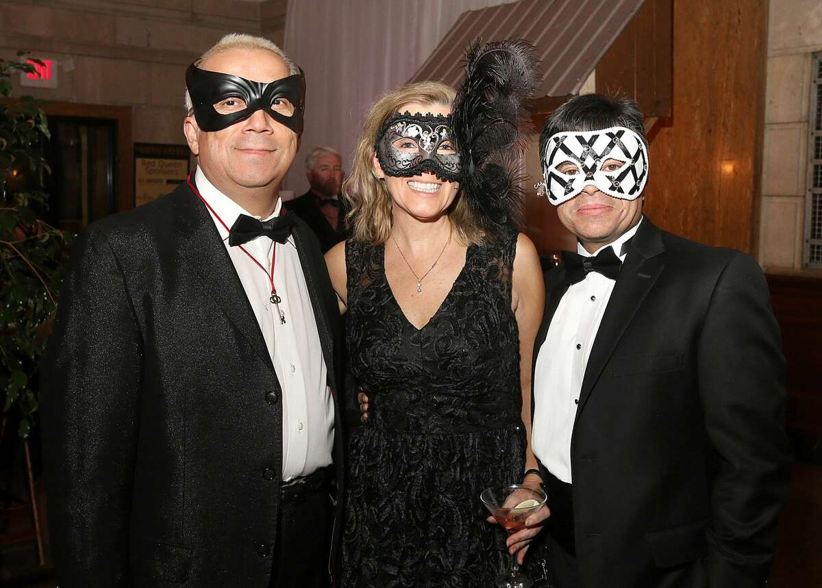 Were you Seen at The Mad Hatters Ball, a benefit for Ronald McDonald House Charities of Albany held at 90 State in downtown Albany on Friday, Oct. 28, 2016?