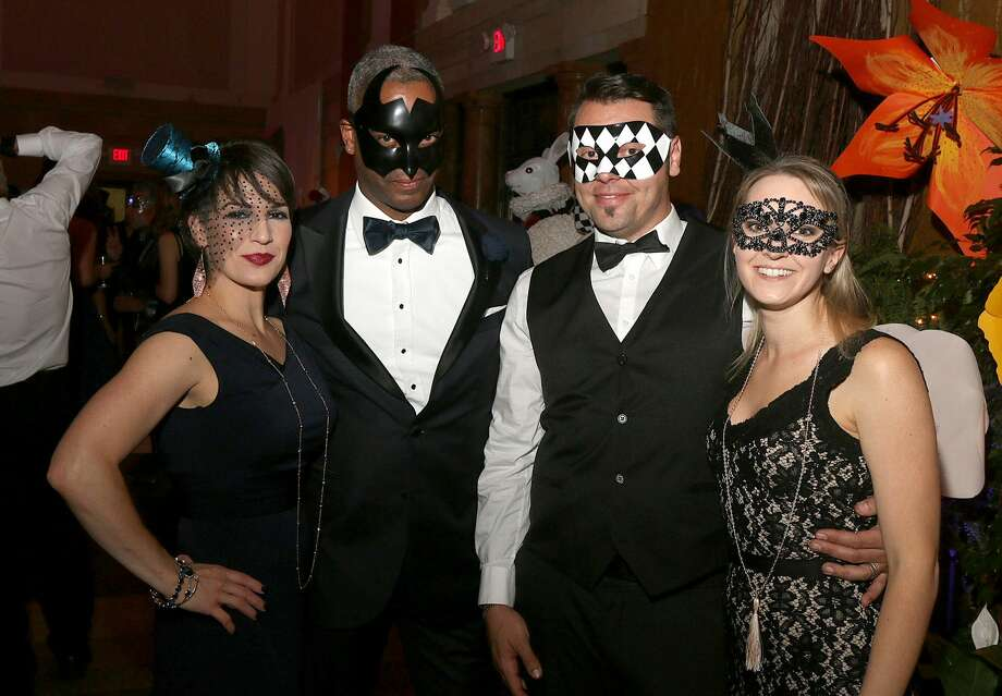 Were you Seen at The Mad Hatters Ball, a benefit for Ronald McDonald House  Charities of Albany held at 90 State in downtown Albany on Friday, Oct. 28,  2016? Photo: Joe Putrock/Special To The Times Union