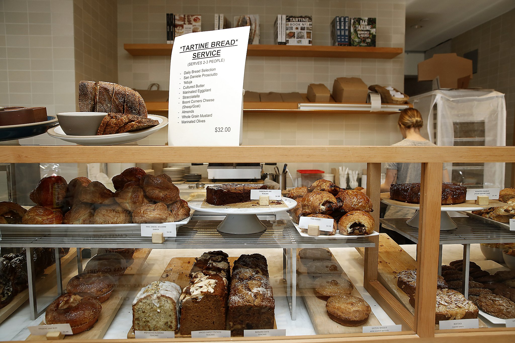 Tartine Bakery continues expansion in 2018 with new Inner ...  Tartine Bakery ...