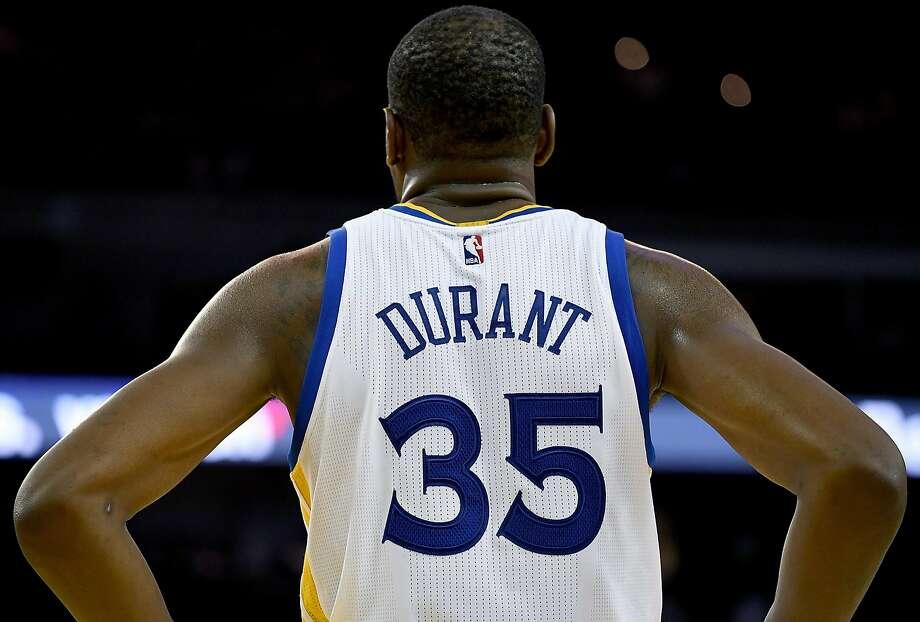 Durant Makeover Wasnt Slam Dunk For Warriors San