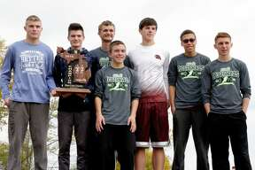 Division 4 Boys Cross Country Regional