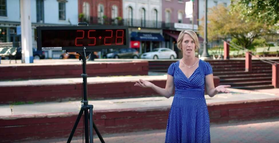Democratic 19th Congressional District candidate Zephyr Teachout introduces herself to voters in her first television advertisement released Tuesday, Sept. 6, 2016. Millions of dollars have been spent on advertising in the 19th district, in which Teachout is running against GOPer John Faso to replace retiring Republican Rep. Chris Gibson.
