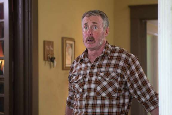 "John C. McGinley in the title role of the new series, ""Stan Against Evil."""