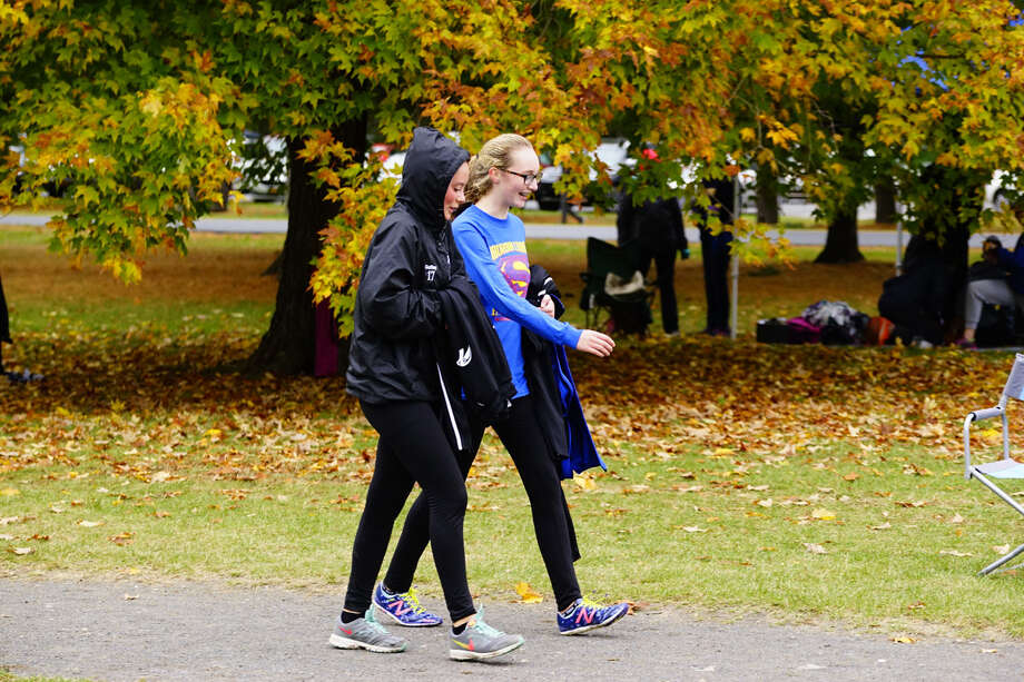 Were you Seen at the Suburban Council Cross Country Championships held at Saratoga Spa State Park in Saratoga Springs on Saturday, Oct. 29, 2016? Photo: Ken Wright