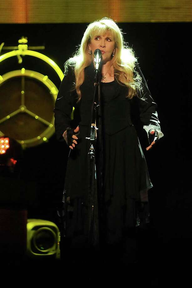 Stevie Nicks performs during her 24 Karat Gold Tour at the Toyota Center Saturday Oct. 29,2016.(Dave Rossman photo) Photo: Dave Rossman, For The Chronicle / Dave Rossman
