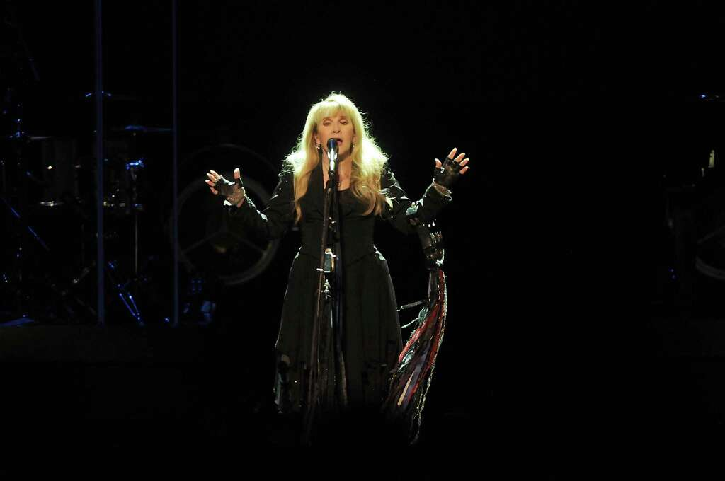Stevie Nicks Casts A Spell Over Houston