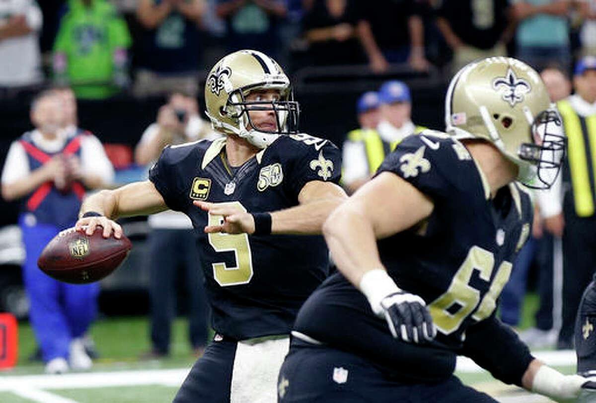 Denver (6-3) plus-2½ at New Orleans (4-4) Saints 21-20
