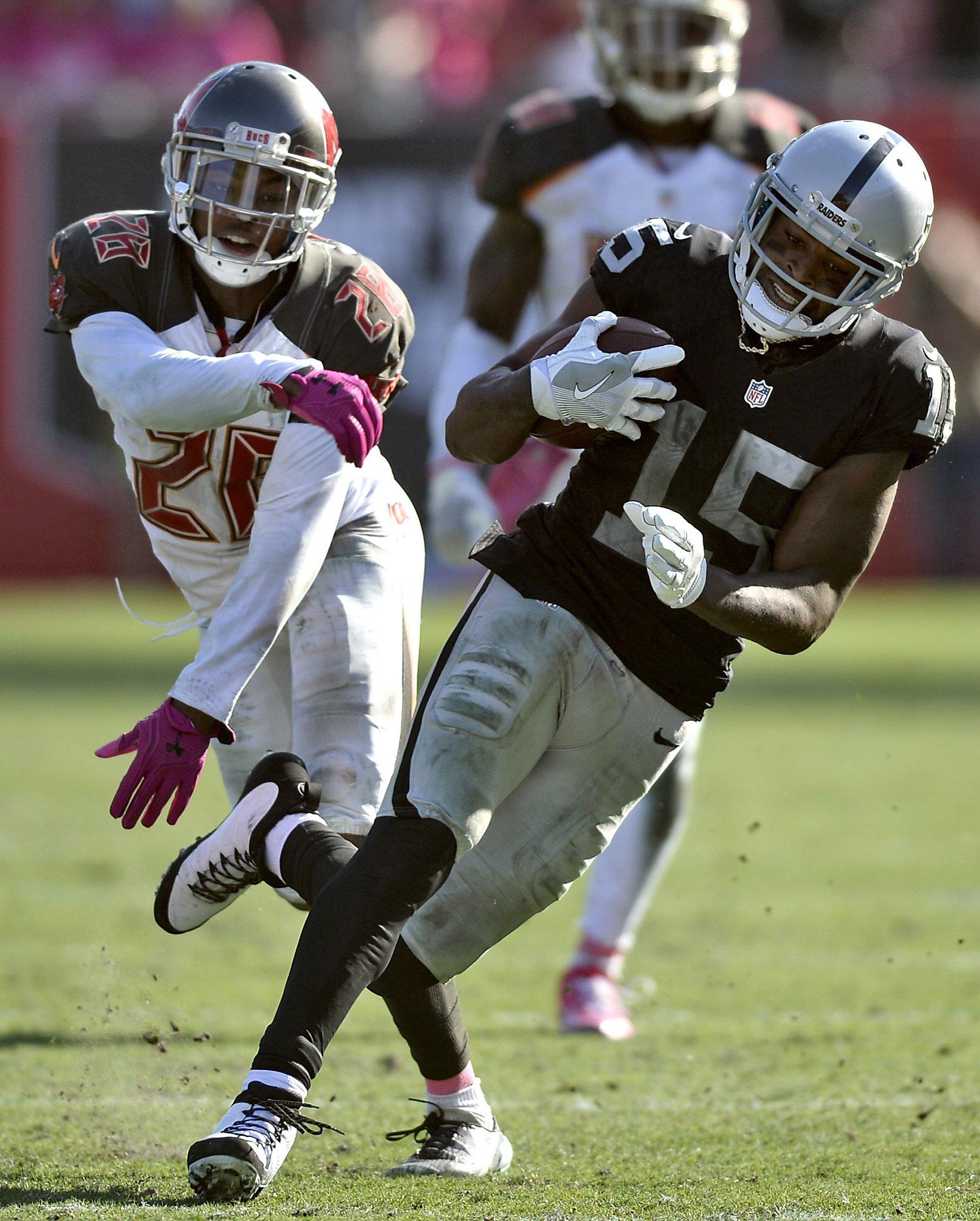 Del Rio: Raiders Are 'disciplined' Despite NFL Penalty