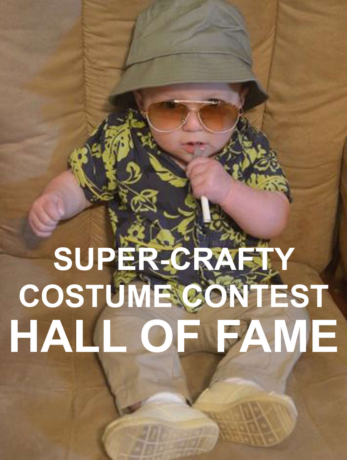 Which crafty costumes are the craftiest of all time? Click through to see some of the past winners of Peter Hartlaub's Super-Crafty Costume Contest on SFGATE.