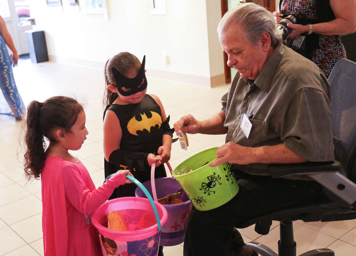 Traditional trick-or-treating is considered a high-risk activity during the coronavirus pandemic.