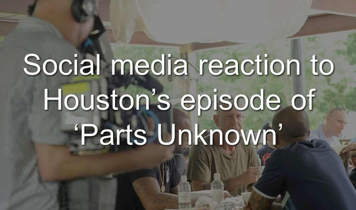 Social media reaction to