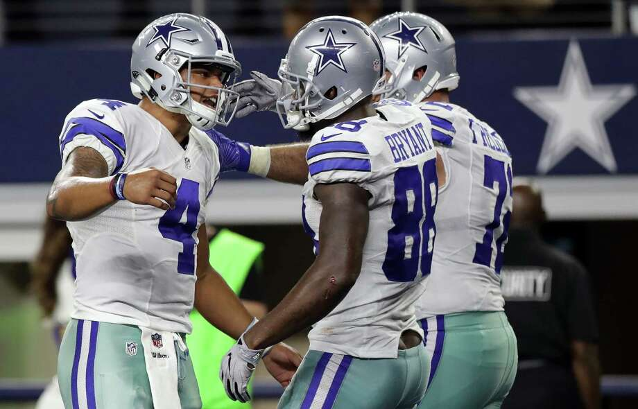 Dallas (6-1) minus-7½ at Cleveland (0-8)Cowboys 27-17 Photo: Ronald Martinez, Getty Images / 2016 Getty Images