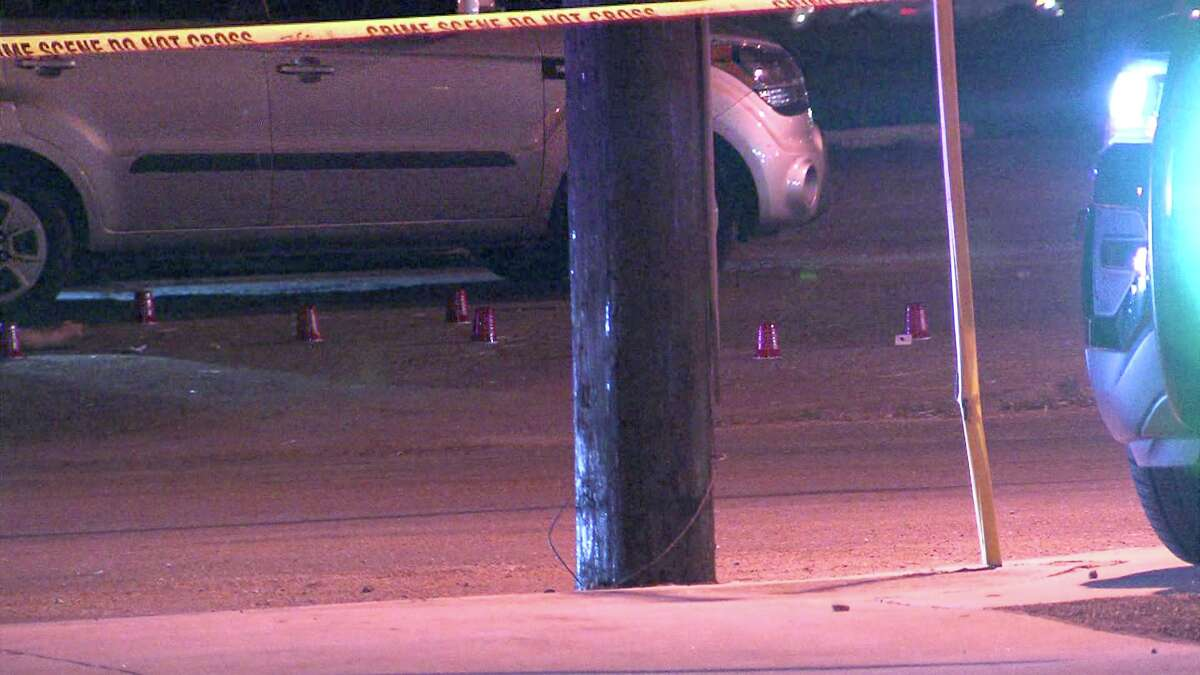 A man was found shot to death outside a gay bar near downtown on Oct. 30, 2016.