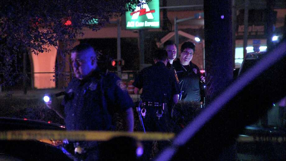 A man was found shot to death outside a gay bar near downtown on Oct.